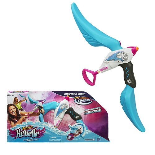 Nerf Rebelle Dophina Bow Super Soaker