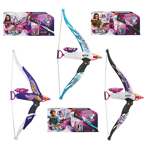 Nerf Rebelle Heartbreaker Bow Wave 1
