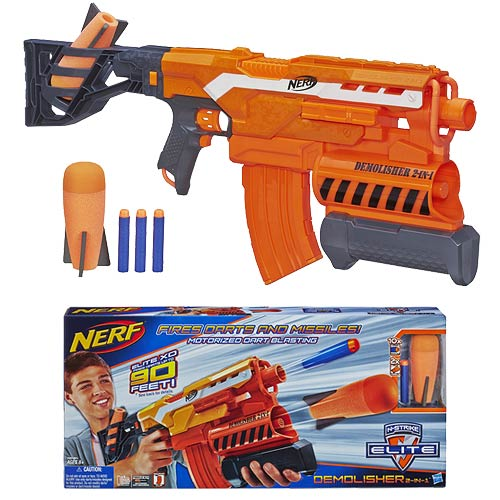Nerf N-Strike Elite Demolisher  Blaster