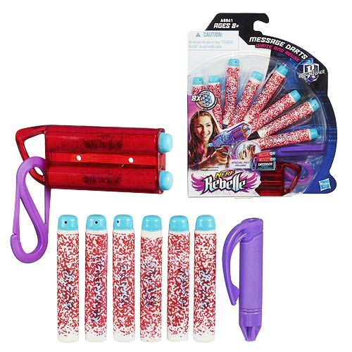 Nerf Rebelle Message Darts Refill Set