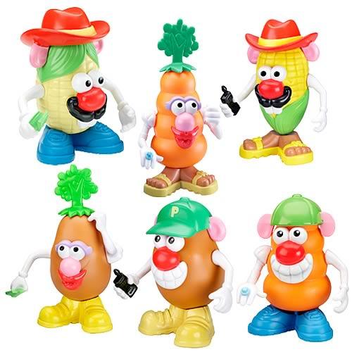 Mr. Potato Head Spud Buds