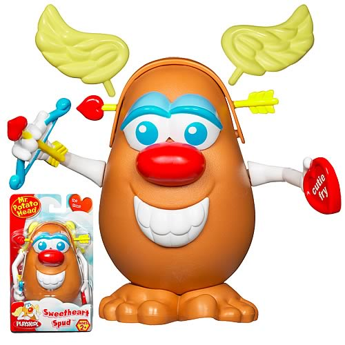 Mr. Potato Head Sweetheart Spud