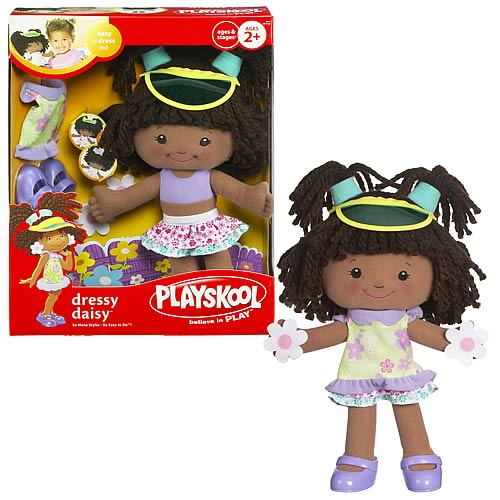 Playskool Dressy Daisy Learning Doll