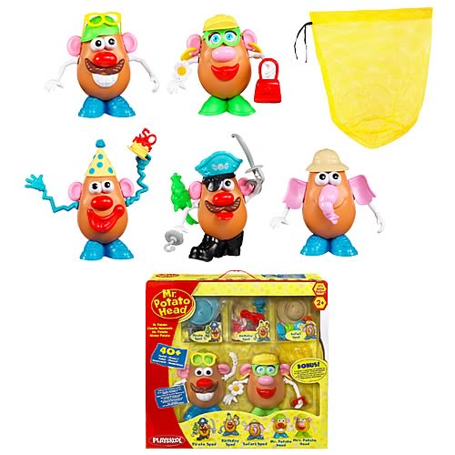 Mr. Potato Head Parts & Pieces Bonus Pack