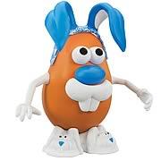 Mr. Potato Head Blue Bunny Boy
