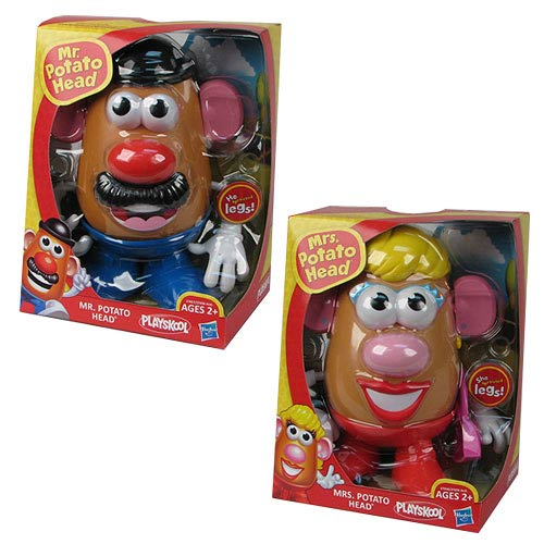 Mr. and Mrs. Potato Head Wave 1