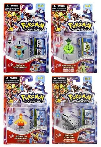 Pokemon Basic Micro Assortment 6
