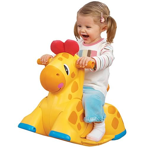 Playskool Go & Grow Giraffe
