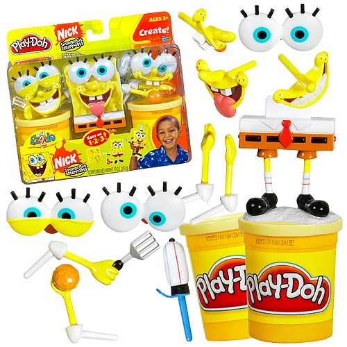 Play-Doh Spongebob Squarepants EZ-2-Do