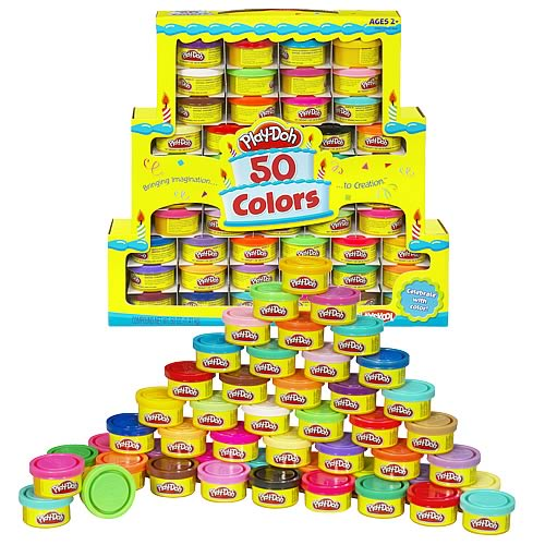Play-Doh 50-Pack