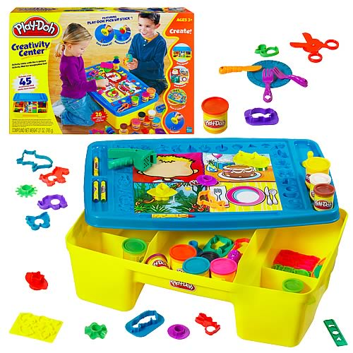 Play-Doh Creativity Center