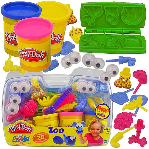 Play-Doh Ez2do Zoo