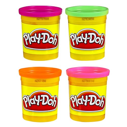 Play-Doh Neon Colors Pack