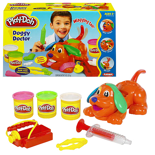 Play-Doh Doggy Doctor Set