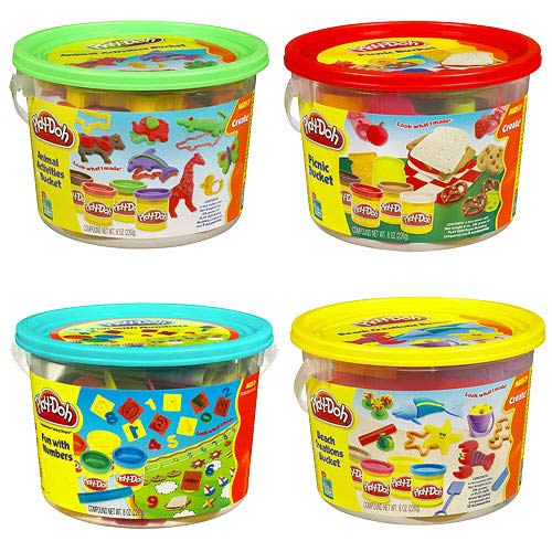 Play-Doh Mini Bucket Assortment Wave 2 Case