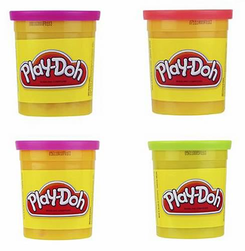 Play-Doh Shimmer 2-Pack