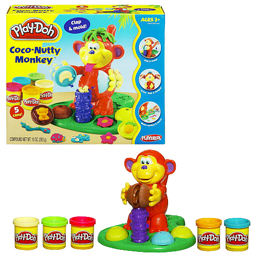 Play-Doh Coco Nutty Monkey Playset