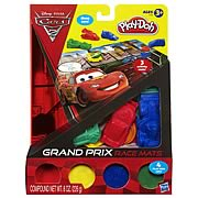Play-Doh Cars 2 Grand Prix Race Mats