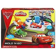 Play-Doh Cars Mold N Go Speedway