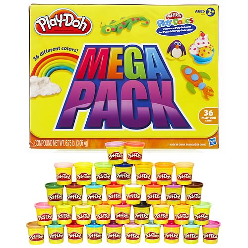 Play-Doh Mega Compound