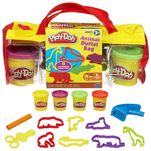Play-Doh Duffel Bag