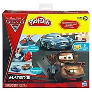 Play-Doh Cars Maters Undercover Mission