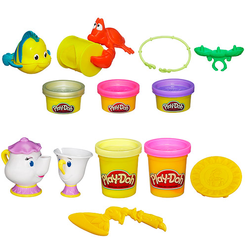 Play-Doh Disney Princess Assortment Wave 1 Set