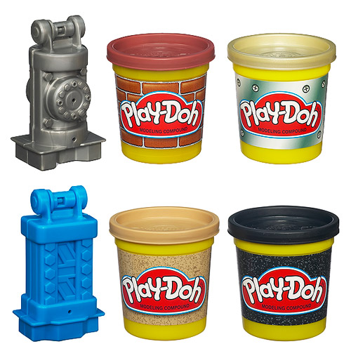 Play-Doh Digging Rigs Terrain Wave 1 Set