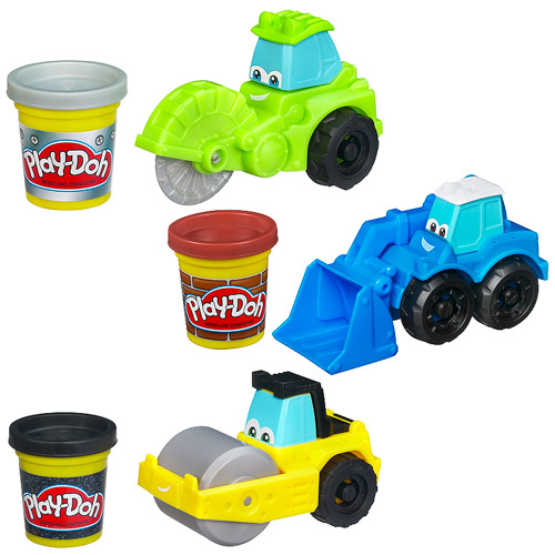 Play-Doh Tool Crew Wave 1 Set
