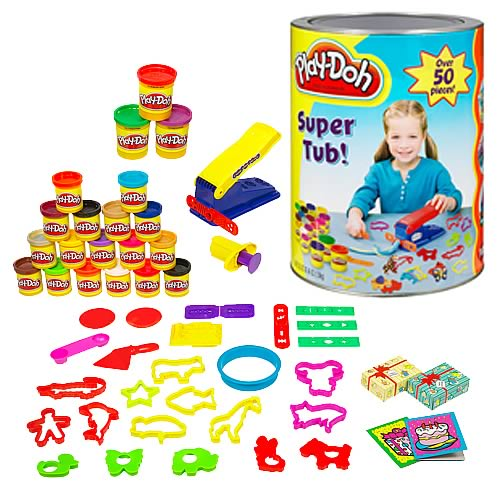 Play-Doh Super Tub