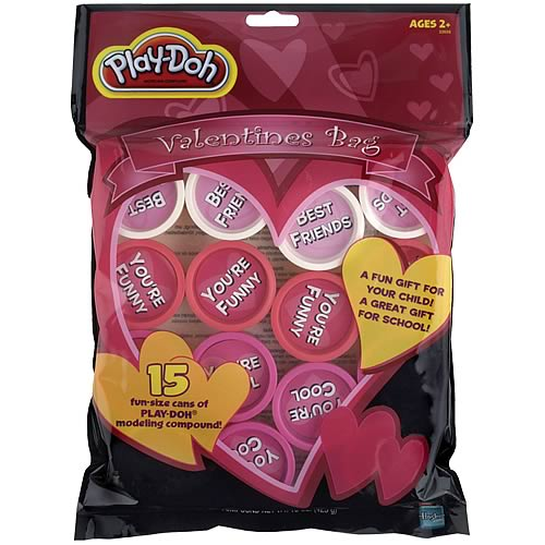 Play-Doh Valentines Bag Set