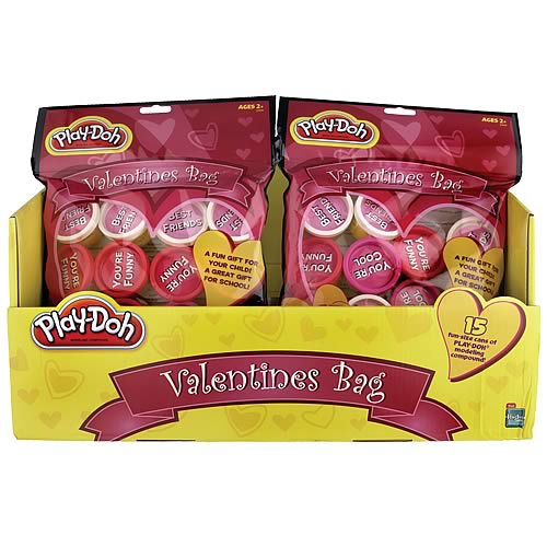 Play-Doh Valentines Bag Case