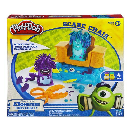 Play-Doh Monsters University Scare Chair