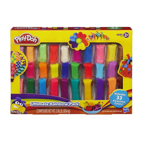 Play-Doh Ultimate Rainbow Pack