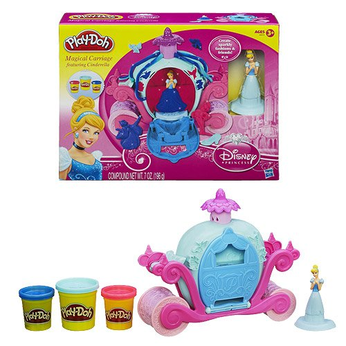 Play-Doh Disney Princess Cinderella Magical Carriage