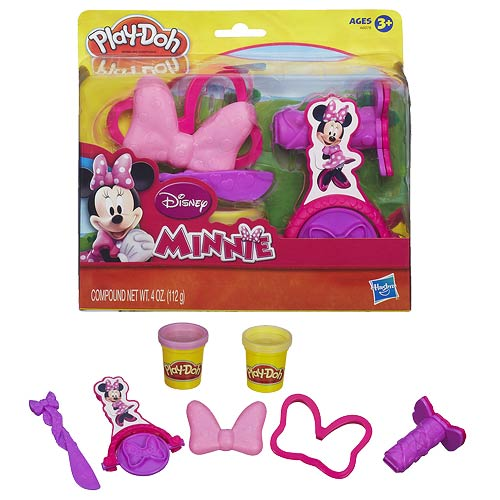 Play-Doh Minnie Mouse Boutique Set