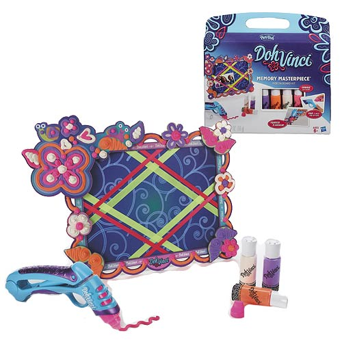 Play-Doh DohVinci Complete Ribbon Board Kit