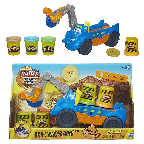 Play-Doh Digging Rigs Buzzsaw Set