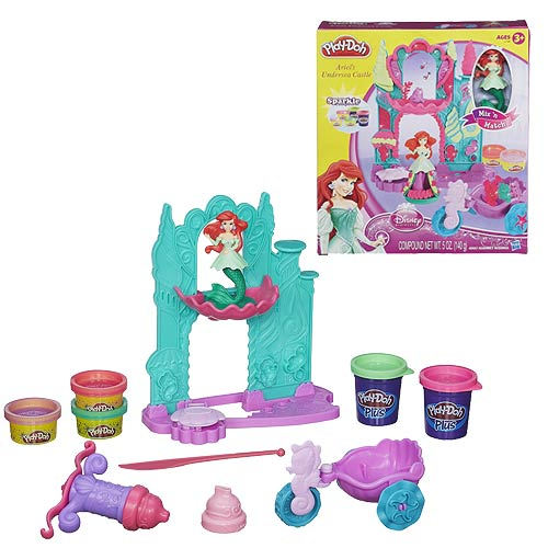 Play-Doh Little Mermaid Ariel's Undersea Castle