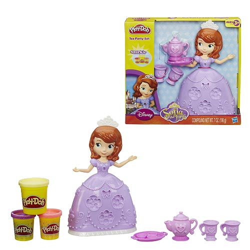 Play-Doh Sofia the First Tea Party Set