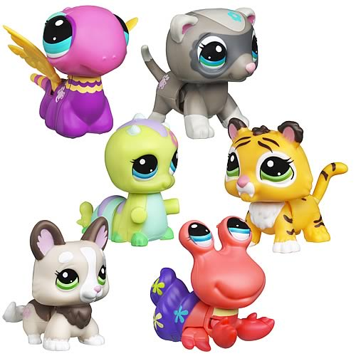 Littlest Pet Shop Walking Pets Wave 2