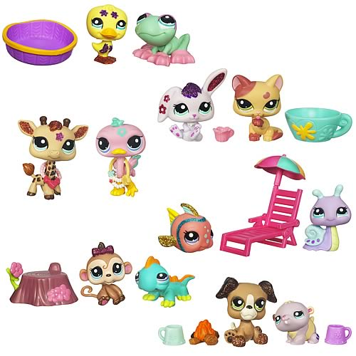 Littlest Pet Shop Favorite Pets Wave 2