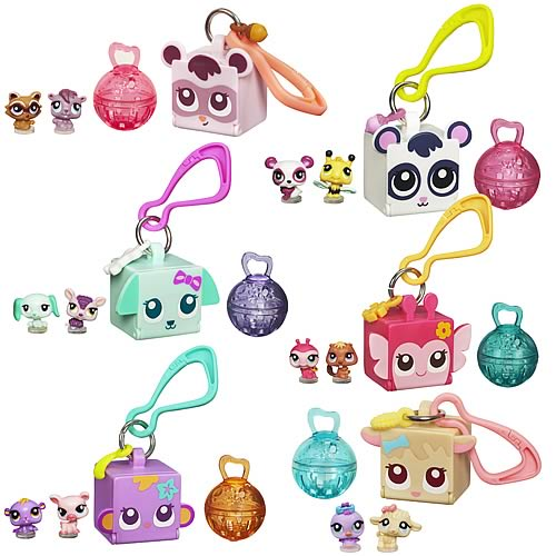 Littlest Pet Shop Key Chains Wave 2