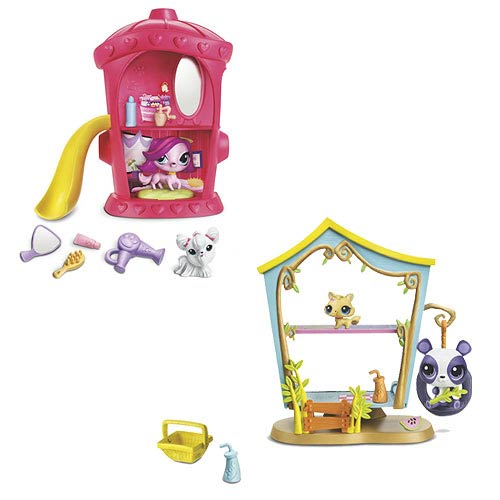 Littlest Pet Shop Cozy Condo Playsets Wave 3