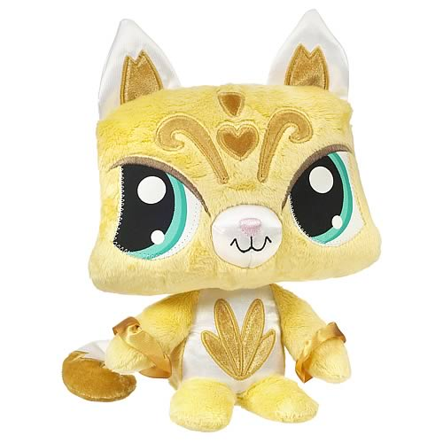 Littlest Pet Shop LPSO Pets Plush Kitty Cat