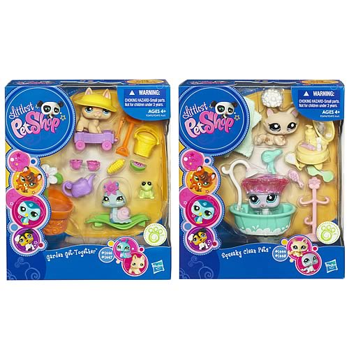 Littlest Pet Shop 2011 Themed Assortment Set