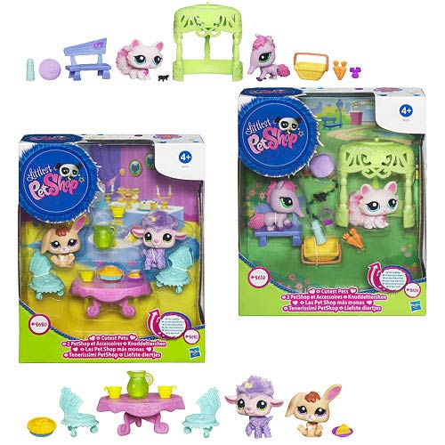 Littlest Pet Shop 2012 Themed Assortment Set