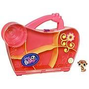 Littlest Pet Shop Carry Case with Pet