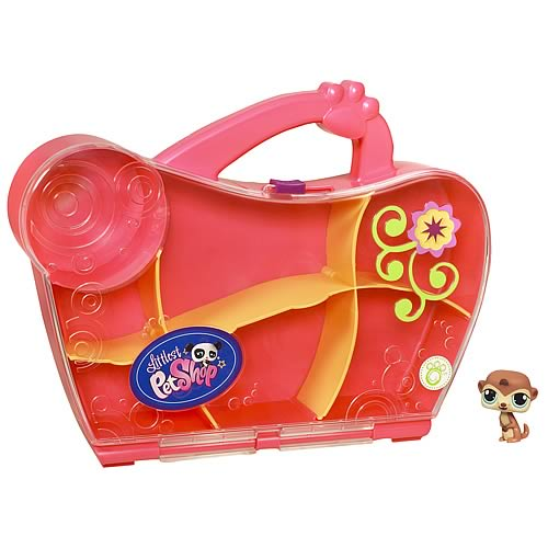 Littlest Pet Shop Carry Case with Pet