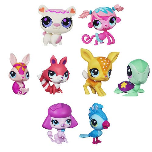 Littlest Pet Shop Get The Pets Assortment B Wave 3